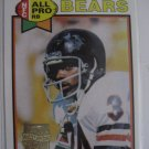 Walter Payton 01 Topps Commemorative Series 1979 reprint Chicago Bears