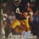 COREY DILLION 97 FLEER ULTRA ROOKIE CARD NEW ENGLAND PATRIOTS