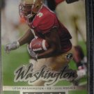 Leon Washington 06 Fleer Ultra rookie card New York Jets