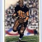 Red Grange 08 Upper Deck Masterpieces Chicago Bears