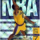 Kobe Bryant 99Upper Deck HoloGrfx 24/7 insert card Los Angeles Lakers