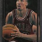 Scottie Pippen 1996 Topps Finest Chrome reprint Chicago Bulls