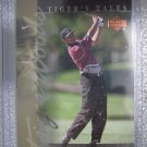 01 Upper Deck Tiger Woods Tiger's Tales card