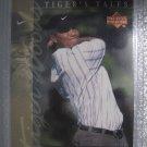 01 Upper Deck Tiger Woods Tiger's Tales card