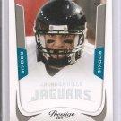 2011 Blaine Gabbert Prestige rookie card #210 Jacksonville Jaguars