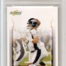 06 Score  BGS 9.5 Jay Cutler rookie card Chicago Bears #350B