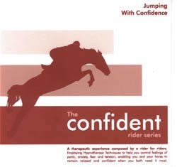 Confident Rider Jumping with Confidence Hypnosis CD