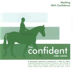 Confident Rider Riding with Confidence Hypnosis CD