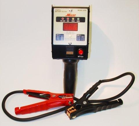 Digital Battery Starter & charging system tester  #1270