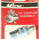 A-STYLE 1/4 COUPLER/PLUG KITS S772 MILTON