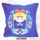 Embroider air backrest pillow03