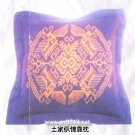 Embroider art  backrest pillow01