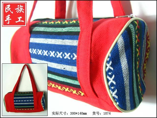 pure handicraft art ,brede handbag002