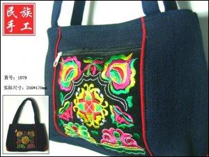 pure handicraft art ,brede handbag007