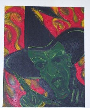 Wycked Witch (inspired by Oz)