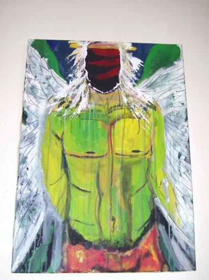 Native. Ode to Gauguin