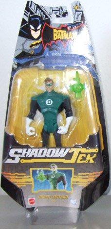 The Batman Shadowtek - Green Lantern Action Figure Justice League