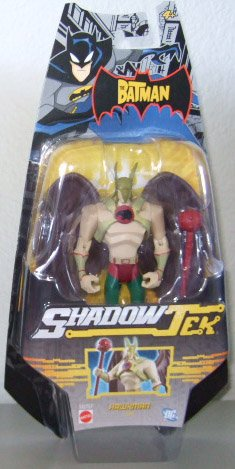 The Batman Shadowtek - Hawkman Action Figure Justice League