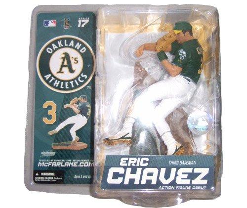 McFarlane Sportspick MLB Series 17 - Eric Chavez Action Figure