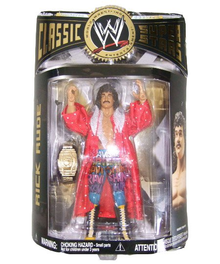 WWE Classic Superstars Series 13 - Ravishing Rick Rude Action Figure