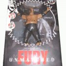 WWE Unmatched Fury Series 4 - Umaga Action Figure