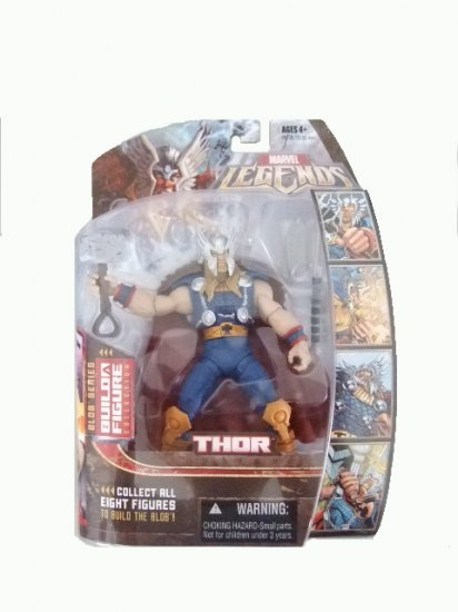 Marvel Legends Series 2 Blob - Thor(Lord of Asgard) Action Figure