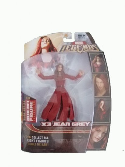 Marvel Legends Series 2 Blob - X3 Jean Grey Action Figure