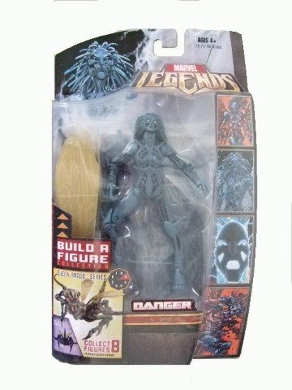 Marvel Legends Series 3 Brood Queen - Danger Action Figure