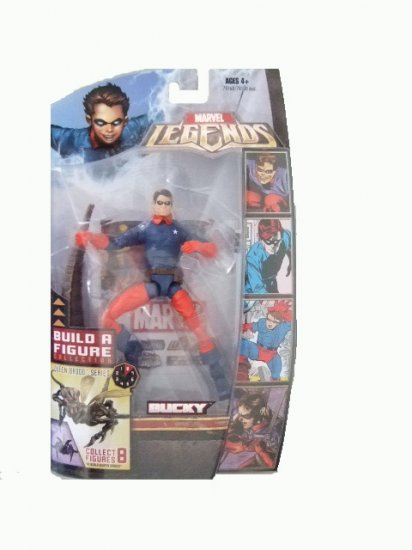 Marvel Legends Series 3 Brood Queen - Bucky Action Figure