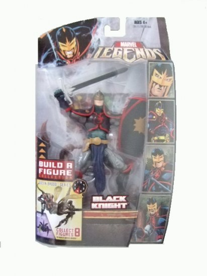 Marvel Legends Series 3 Brood Queen - Black Knight Action Figure