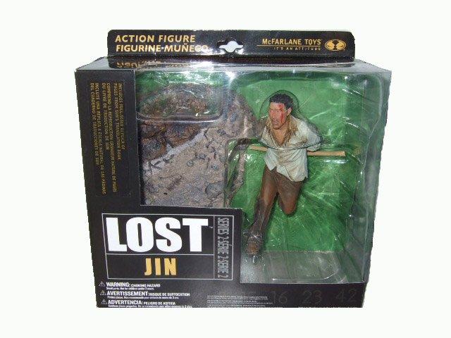 McFarlane LOST Series 2 - Jin Action Figure