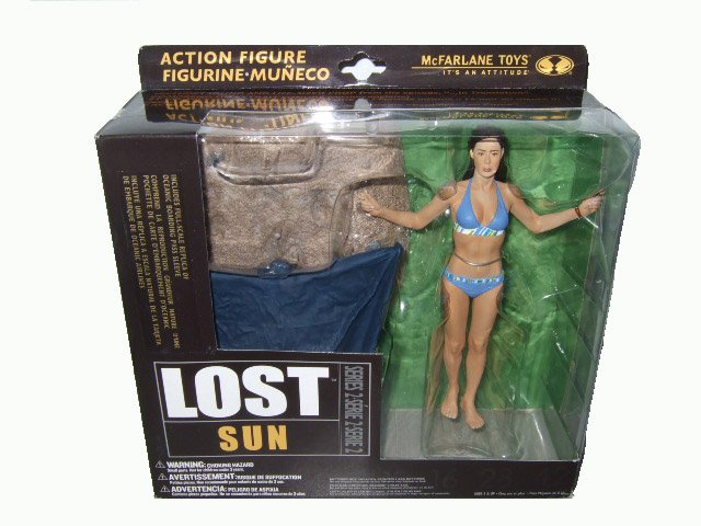 McFarlane LOST Series 2 - Sun Action Figure