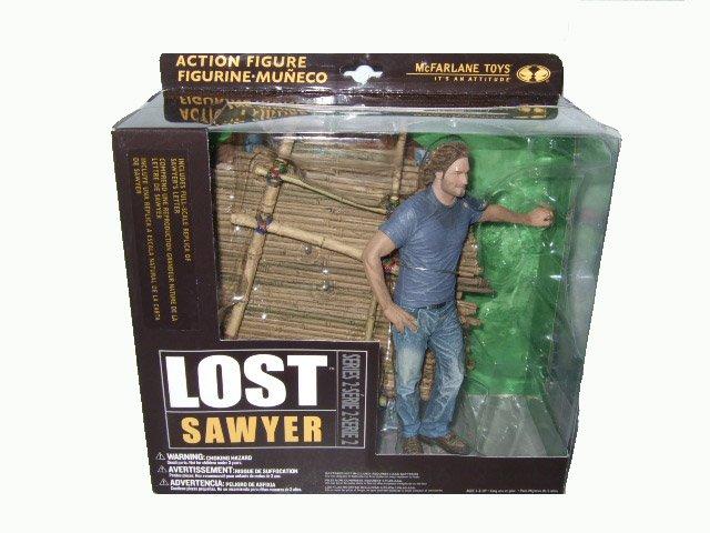 McFarlane LOST Series 2 - Sawyer Action Figure