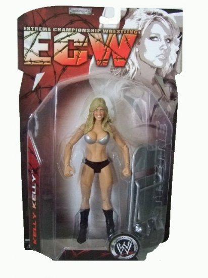 WWE ECW Series 2 - Kelly Kelly Action Figure