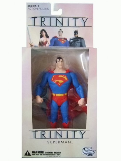 DC Direct Trinity - Superman Action Figure