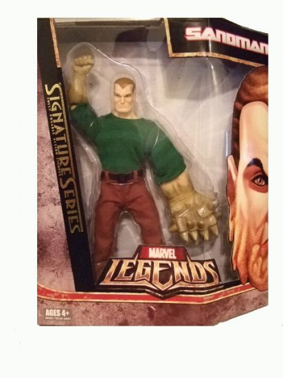 Marvel Legends Signature Series - Sandman Action Figure - Spider-Man Villain