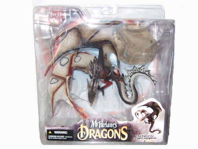 McFarlane Dragons Clan Series 4 - Fire Dragon Action Figure