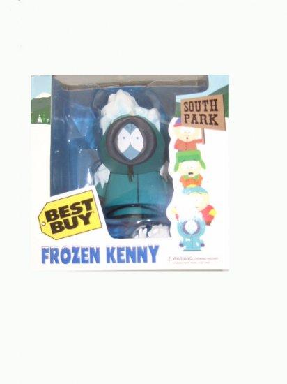 South Park Best Buy Exclusive - Frozen Kenny Action Figure
