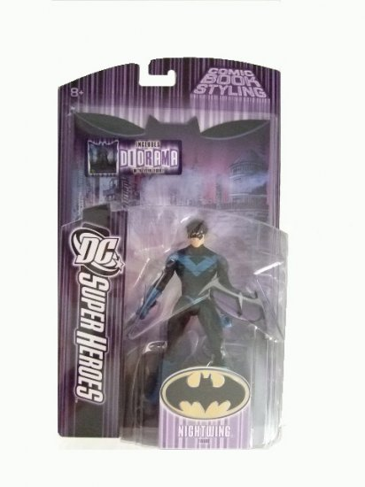 DC SuperHeroes Series 7 - Nightwing Action Figure Justice League