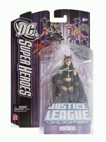 DC SuperHeroes: Justice League Unlimited - Huntress Action Figure