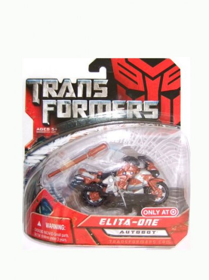 Transformers The Movie Scout Class - Elita-One Action Figure