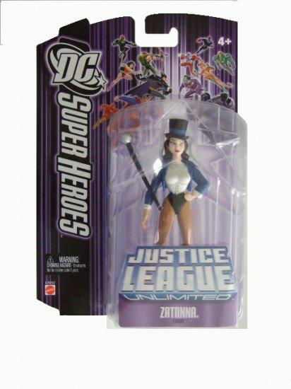 DC Super Heroes: Justice League Unlimited - Zatanna Action Figure