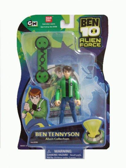 Ben 10 Alien Force - Ben Tennyson Action Figure