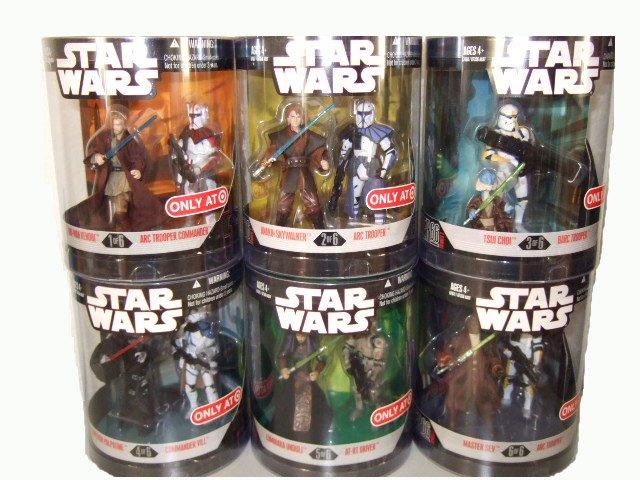 Star Wars 30th Anniversary - Order 66 Series 2 Action Figure Set