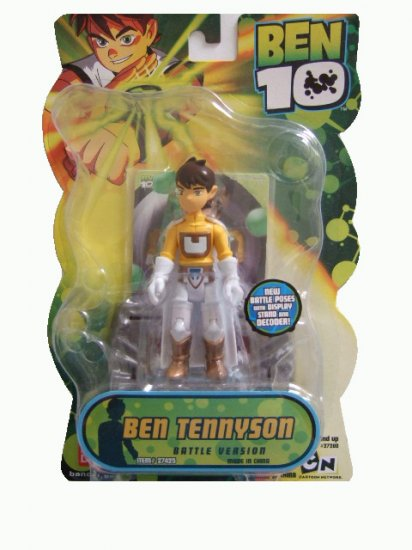 Ben 10 Battle Version - Ben Tennyson Action Figure