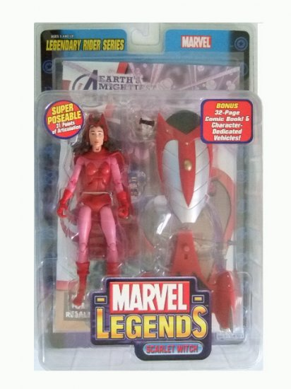 Marvel Legends Series 11 - Scarlett Witch Action Figure
