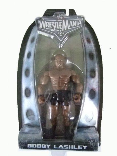 WWE Wrestlemania 22 Series 3 - Bobby Lashley Action Figure