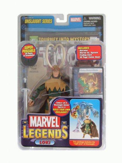 Marvel Legends Series 13(Onslaught) - Loki Action Figure