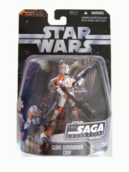 Star Wars Saga Collection Wave 4 - Clone Commander Cody Action Figure