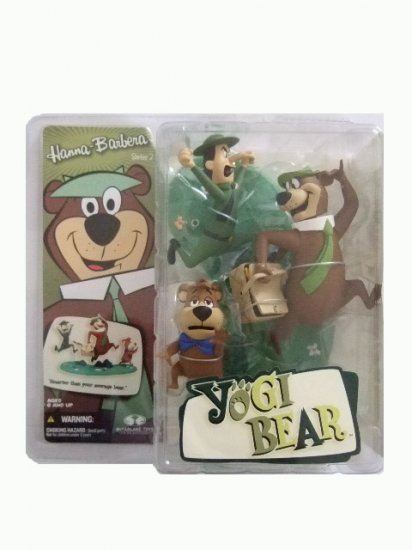 McFarlane Hanna Barbera Series 2 - Yogi Bear Action Figure